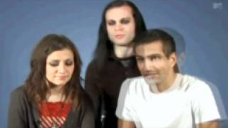 flyleaf talking about all around me