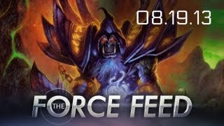 Force Feed - Wildstar Subscription, Skywind, Hearthstone Beta thumbnail