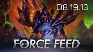 Force Feed - Wildstar Subscription, Skywind, Hearthstone Beta thumbnail