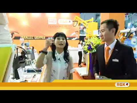 RGK/URA  2017 Taipei International Automation Show +馬小妞942報報Exhibition Interview - R17095