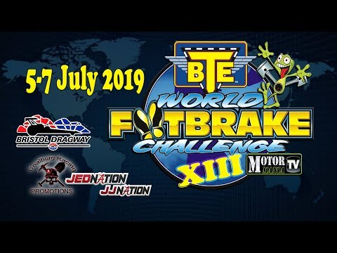 BTE World FootBrake Challenge XIII - Friday