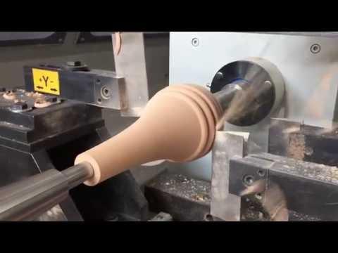 TORMAT.BASIC.1000 CNC WOOD LATHE