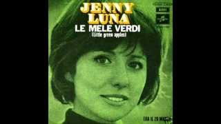 Jenny Luna   Le Mele Verdi Little green  apples 1969