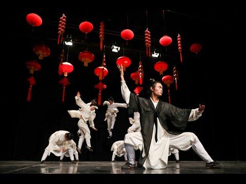 عروض راقصة لفنون الكونغ فو في الأردن احتفالا بعيد الربيع الصيني  - 13:01-2020 / 1 / 22