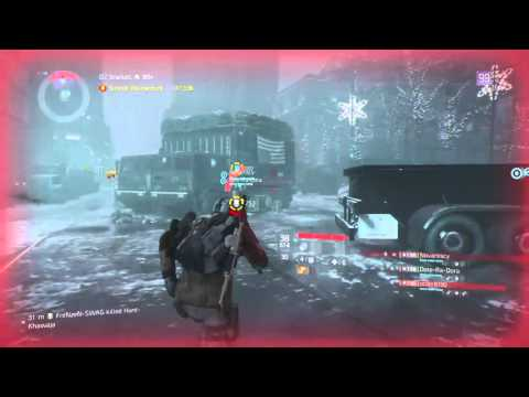 The division DarkZone Th #5 PS4