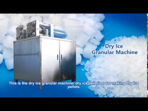 2020 Newest Dry Ice Pellet Maker | Efficient Dry Ice Pelletizer Machine For Sale With Good Price
