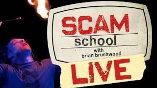 Scam School LIVE!