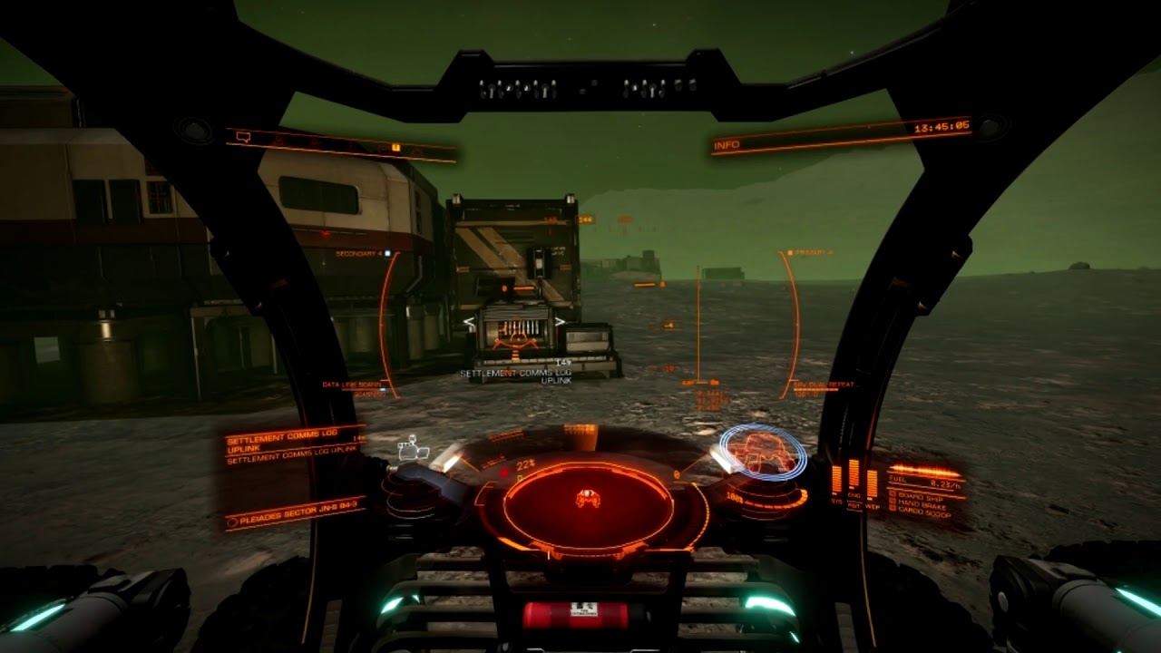 Here's how Elite Dangerous' revamped states system function in