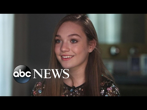 Thumbnail: How dance prodigy Maddie Ziegler went from 'Dance Moms' to being friends with Sia