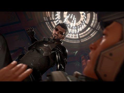 Deus Ex - Mankind Divided - Secret studiovisit at Eidos Montreal (German Subs)