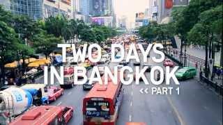 DestinAsian - Two Days in Bangkok - Part I