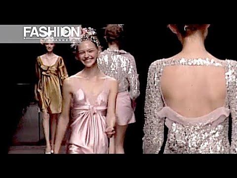 SONIA RYKIEL Spring 2007 Paris - Fashion Channel