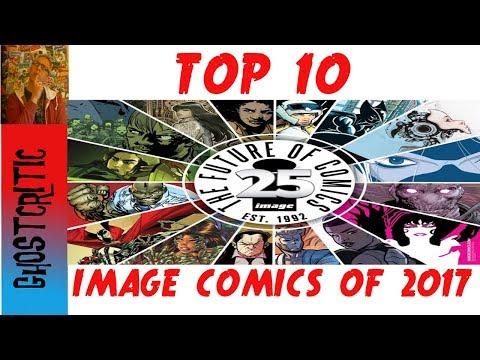 Top 10 Image Comics of 2017