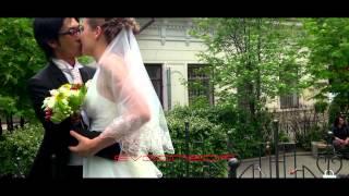 Русско - Японская свадьба, видеоклип Масаюки и Дарии