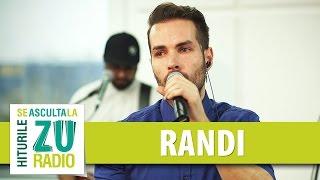 Randi - Dansam (Live la Radio ZU)