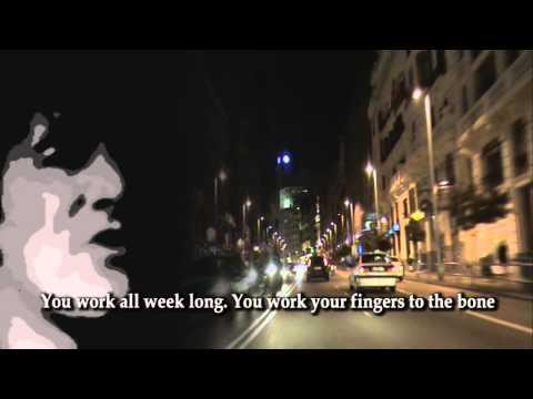 Oliver Cheatham - Get down Saturday night - Karaoke car (with lyrics)