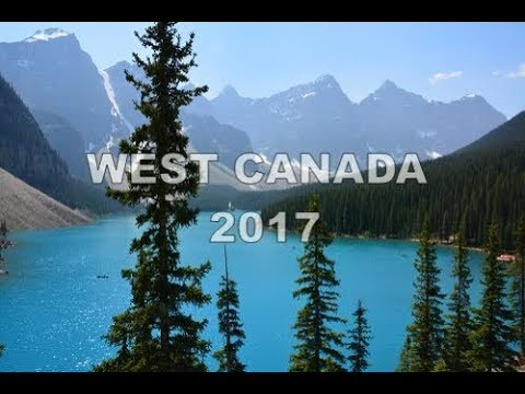 Travel Guide West Canada 2017, Vancouver, Banff National Park, Jasper National Park, Victoria