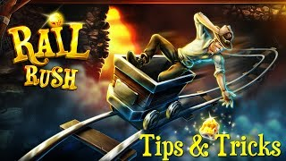 Rail Rush Worlds Tips & Tricks