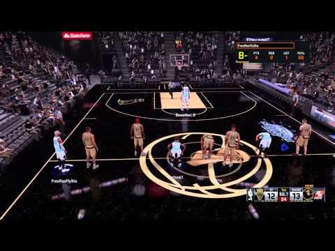 NBA2k16 Proam | Air Jordan Xi