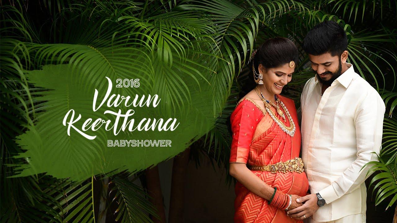 Varun + Keerthana | BABYSHOWER | 2020 Highlight Video