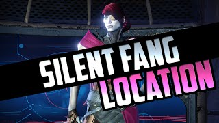 Destiny Silent Fang Wanted Bounty Location / Guide FASTEST WAY!