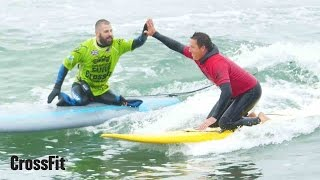 Waves Heal the Wounded: Operation Surf 2015