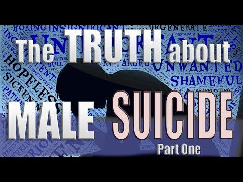 The Truth about Male Suicide