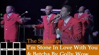 The Stylistics Live- I
