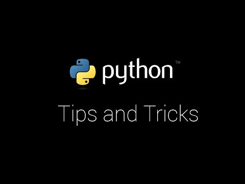 Python Tips and Tricks:  Every Python Programmer Must Know