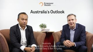 2016 Global Economy & Equity Outlook: Part 4 - Australian Economy