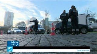 باريس تعتمد حركة السير بالتناوب للحد من التلوث