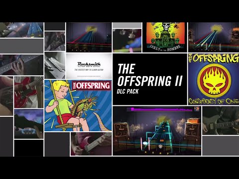 Rocksmith 2014 Edition DLC - The Offspring Song Pack II