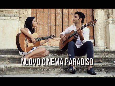 "Main Theme ""Cinema Paradiso"""