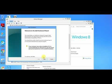 cara instal driver xiaomi di laptop/pc.