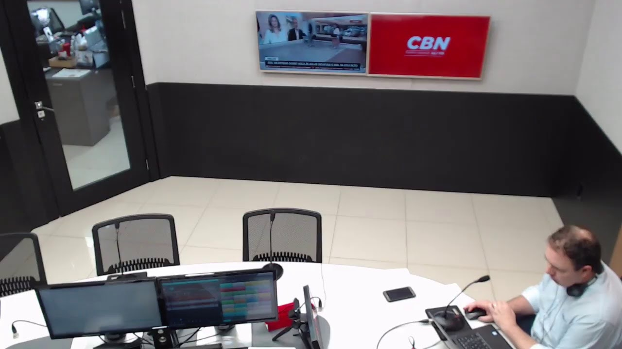 CBN Campo Grande (17/09/2020): com Ginez Cesar