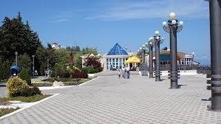 видео Курорт Анапа. Черноморский путеводитель
