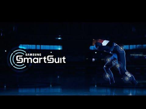 Samsung SmartSuit - Tech