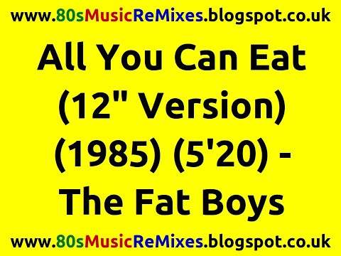 All You Can Eat (12