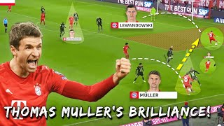 How Thomas Müller Creates So Many Goals