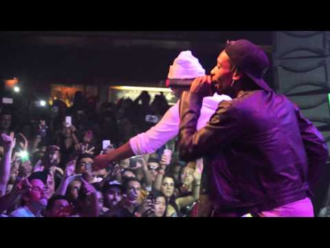 "Wiz Khalifa and Juicy J - ""The Plan"" Live at HOB Sunset Strip"