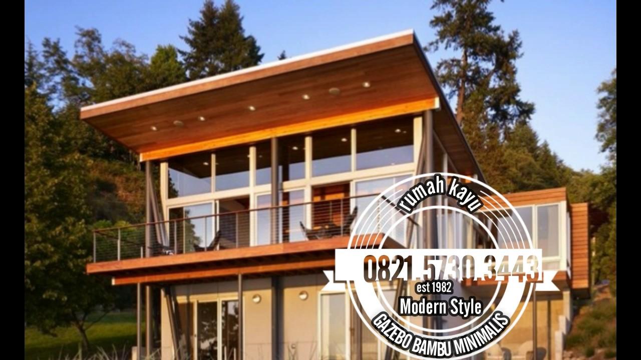 0821 5730 3443 Desain Rumah Kayu Tradisional Jepang Youtube