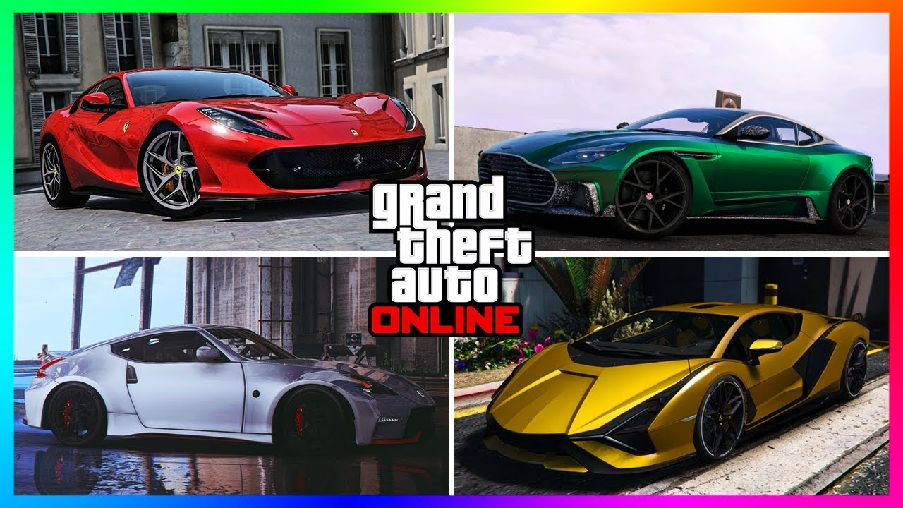 10 Cars Vehicles You Absolutely Must Own In Gta 5 Online Updated 2020 Youtube