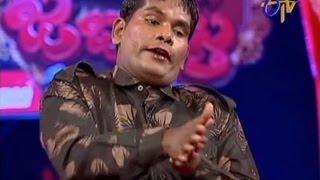 Jabardasth - Chammak Chandra Performance on 25th April 2013