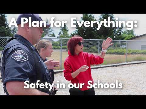 Safety and Security at Franklin Pierce Schools