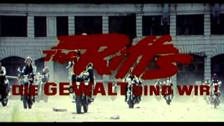 1990: The Bronx Warriors (1982) German Trailer / The Riffs - Die Gewalt sind wir! (1982) Trailer