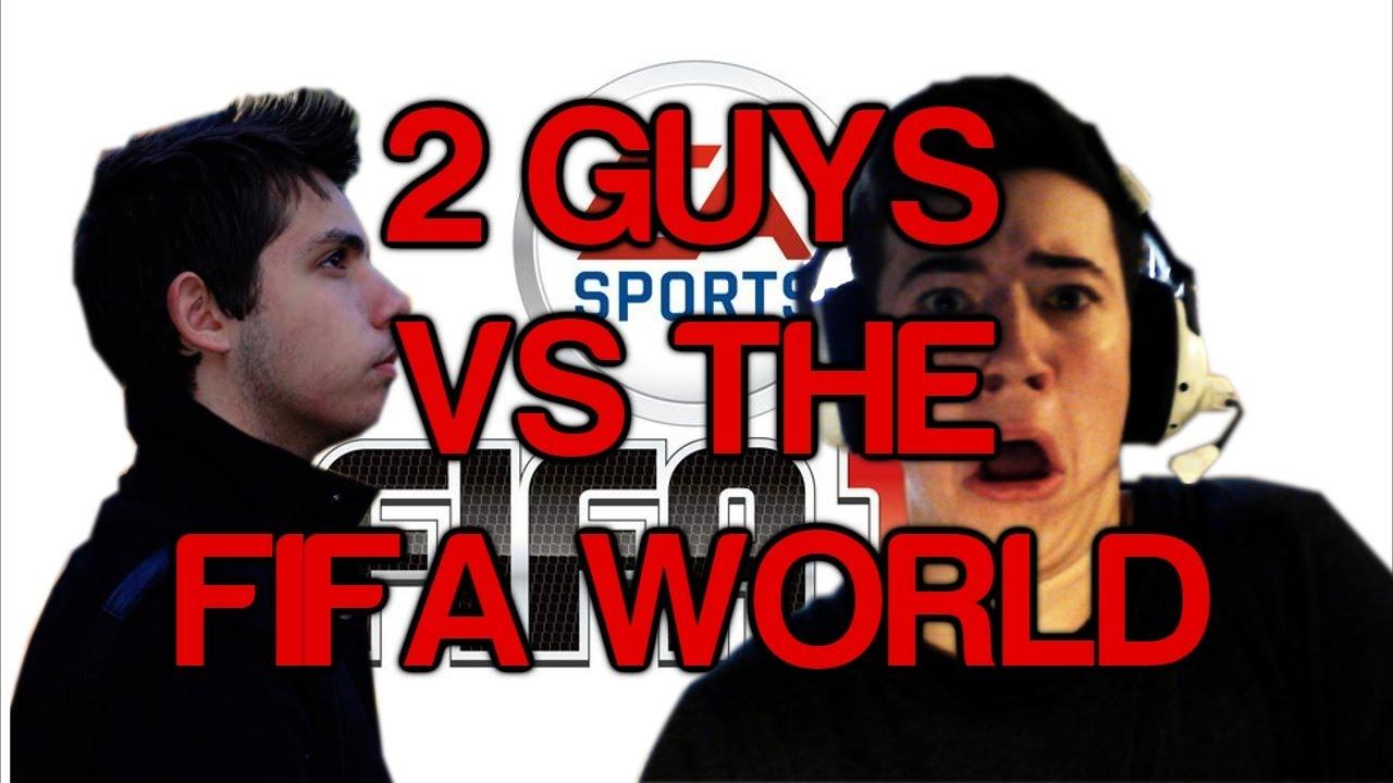 Download 2 Guys VS The FIFA World #1 | ARSENAL !! [ITA]
