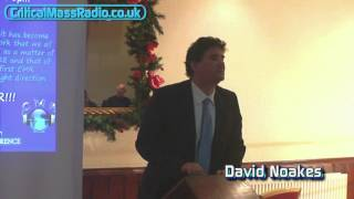 Critical Mass Radio Conference 2012 - David Noakes