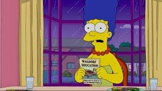 Die Simpsons auf der Waldorfschule (Deutsch)