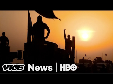 Iraqi Troops Are Making Plans To Retake Western Mosul (HBO)