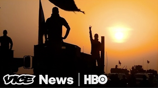 Iraqi Troops Are Making Plans To Retake Western Mosul  VICE News Tonight on HBO